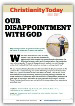 Our Disappointment with God