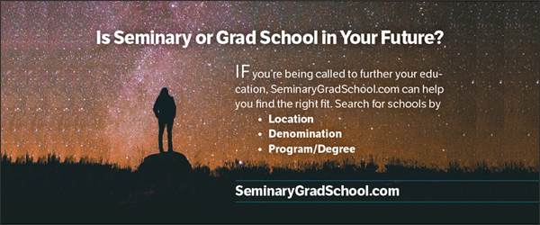 Seminary Grad School Guide - Find your perfect fit school