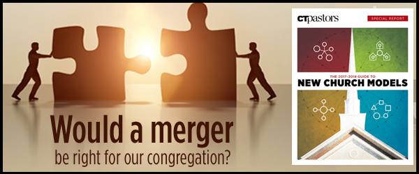 Would a merger be right for your congregation?