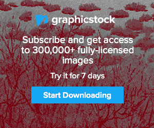 Graphic Stock - Try it for 7 days